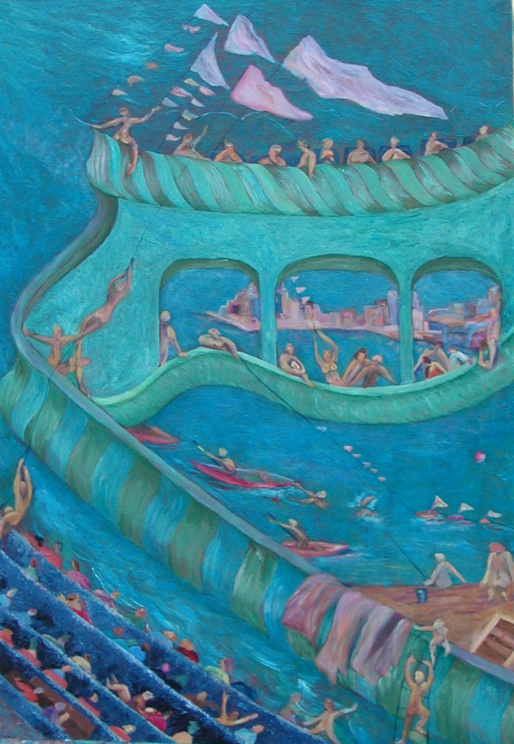 Le bateau-théâtre