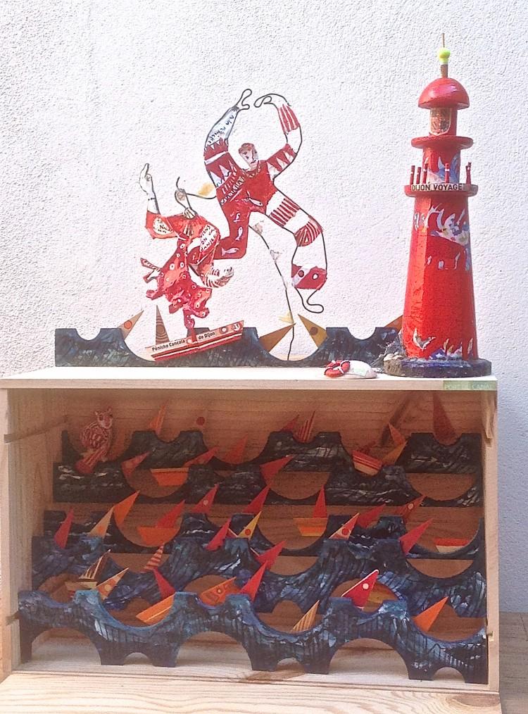 Dijon et la mer format: 24 bouteilles