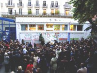 inauguration fresque Fénelon