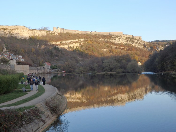 la citadelle de Vauban de Besançon